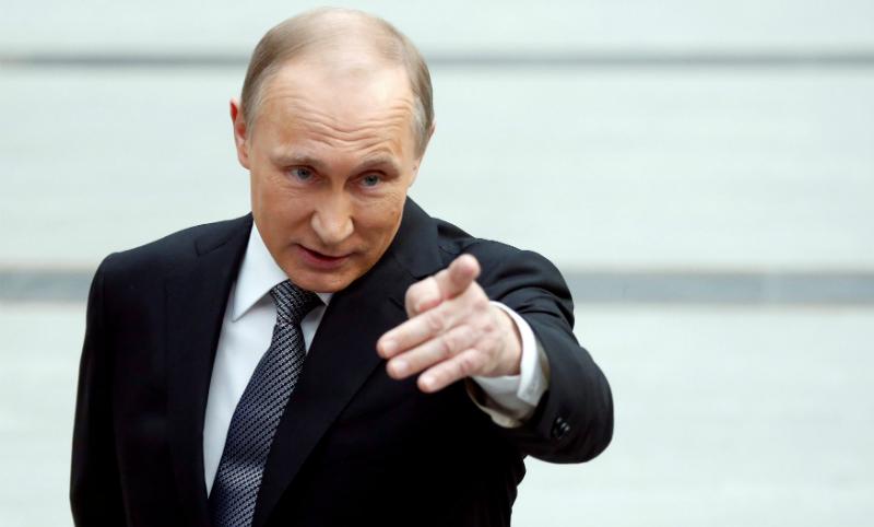 Журнал Focus извинился перед посольством России в Берлине за оскорбление Путина