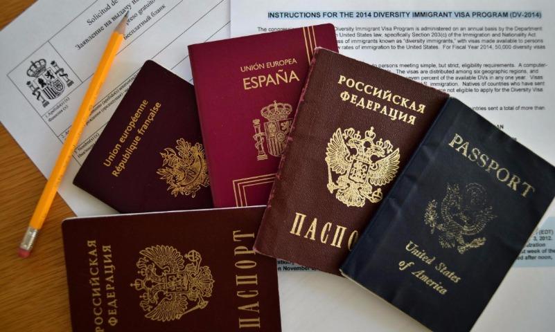 Российский паспорт в рейтинге гражданств мира