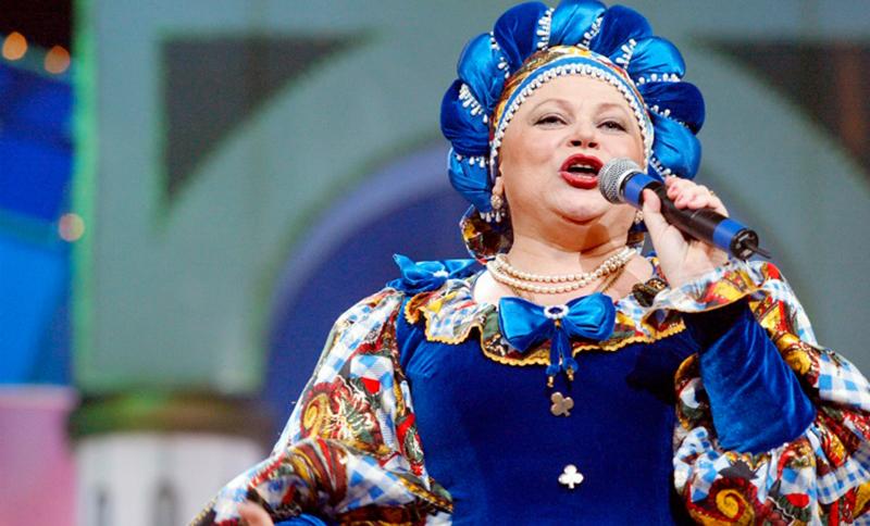 Известная певица Людмила Рюмина перед смертью вышла замуж