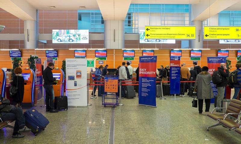 В России официально разрешили электронные посадочные талоны