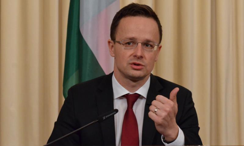 Министр иностранных дел Венгрии назвал позорным принятый в Киеве закон о полной украинизации обучения