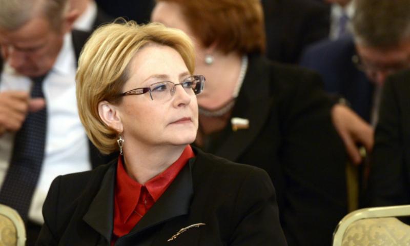 Скворцова сообщила о серьезном понижении уровня смертности в России