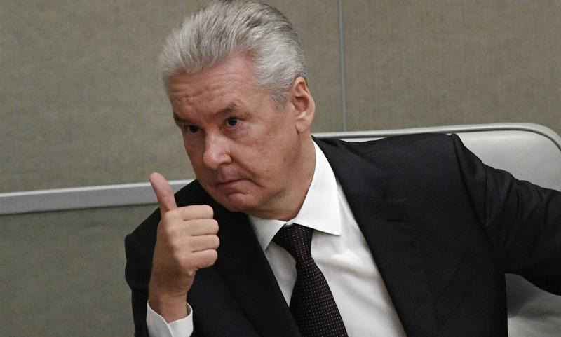 Собянин поддержал переезд федеральных министерств из исторического центра в