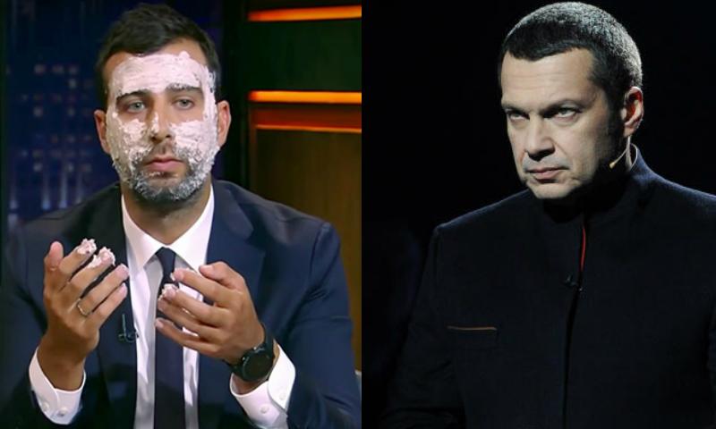 Оскорбленный Ургантом Соловьев объявил о начале войны телеканалов