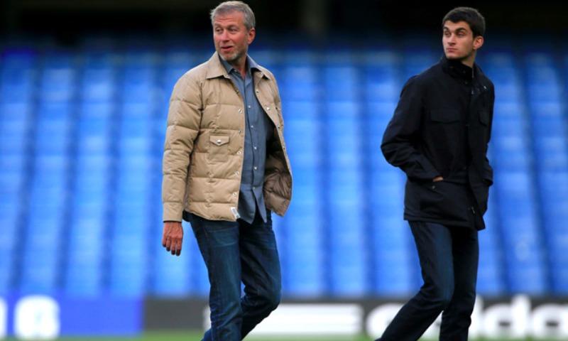 Весь в папу сын Абрамовича готов купить за $300 млн футбольный клуб