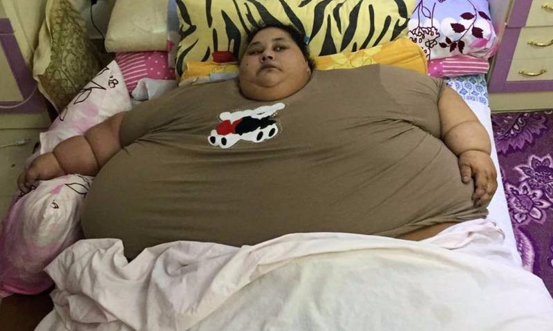 Самая тяжелая женщина в мире ушла из жизни в ОАЭ