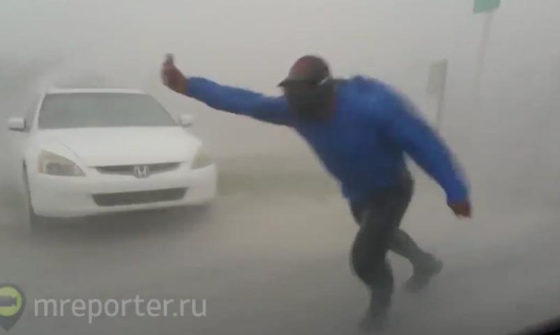 Унесенный ветром: отчаянный метеоролог пытался измерить силу «Ирмы»