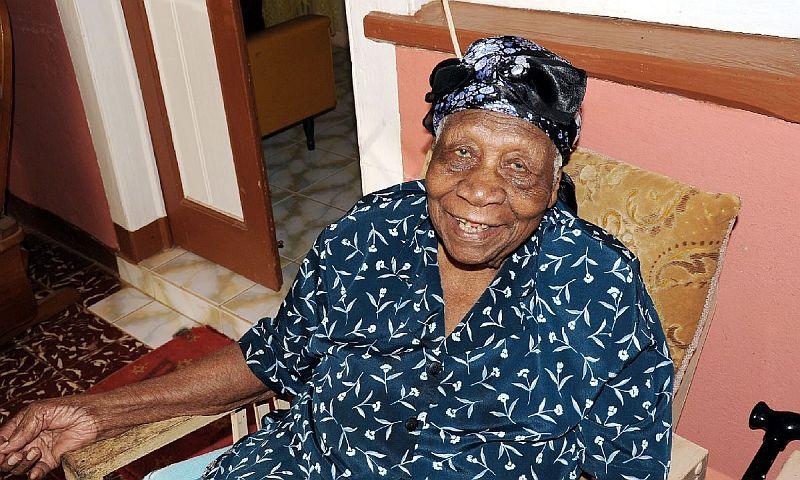 На Ямайке ушла из жизни старейшая жительница Земли