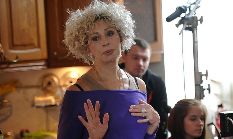 Бывшая невестка Татьяны Васильевой