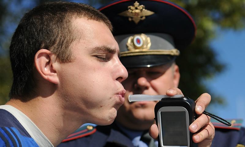 Новый закон позволит отбирать у пьяных водителей автомобили