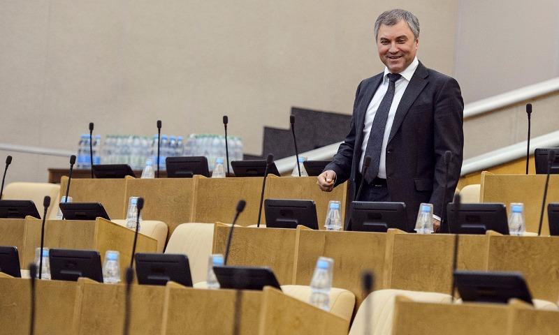 Народные избранники Госдумы закончили прогуливать пленарные совещания