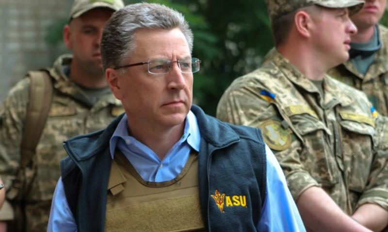 Спецпредставитель США по Украине час обсуждал с пранкерами отношения Киева и Москвы