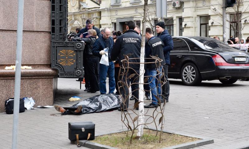 Ответ ГПУ: убийство Вороненкова заказал бывший муж Максаковой
