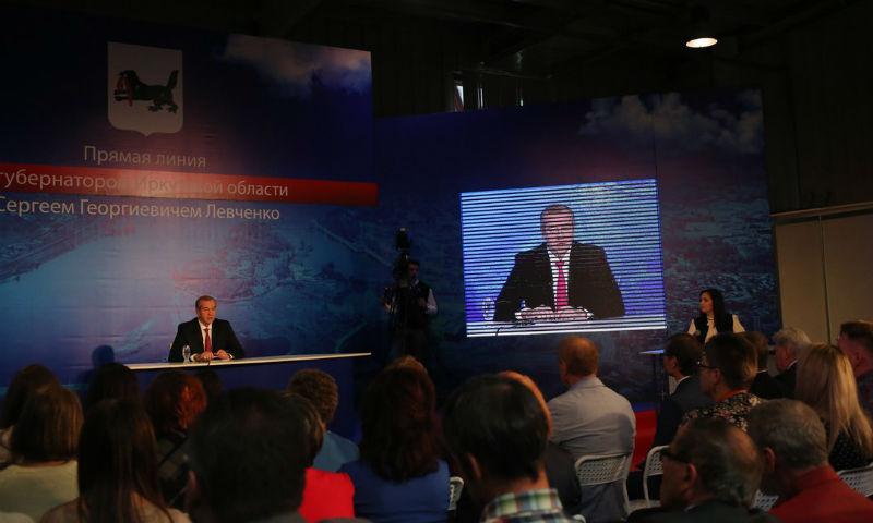Иркутский губернатор последовал примеру Владимира Путина