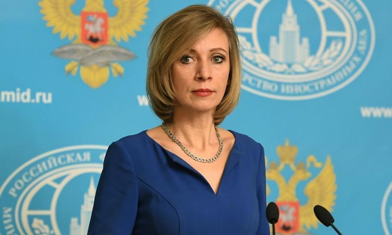 Захарова назвала слова Меркель подтверждением справедливости воссоединения Крыма с Россией
