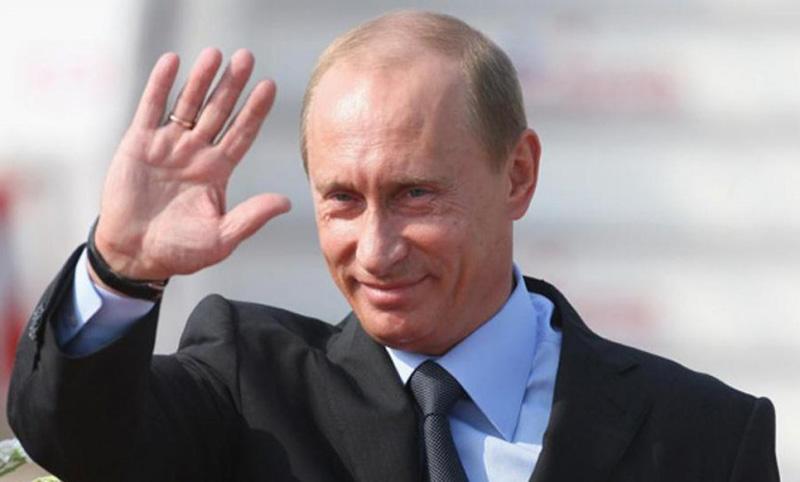 Календарь: 7 октября – День рождения Владимира Путина