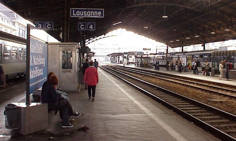 Сообщение о минировании центрального вокзала взбудоражило швейцарскую Лозанну