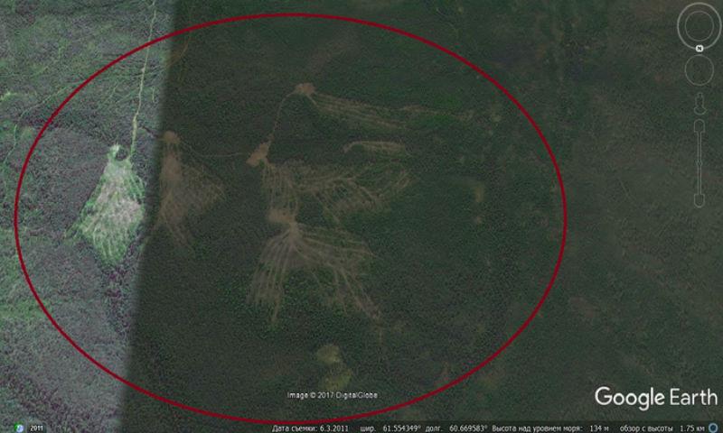 Близ перевала Дятлова найден загадочный древний артефакт
