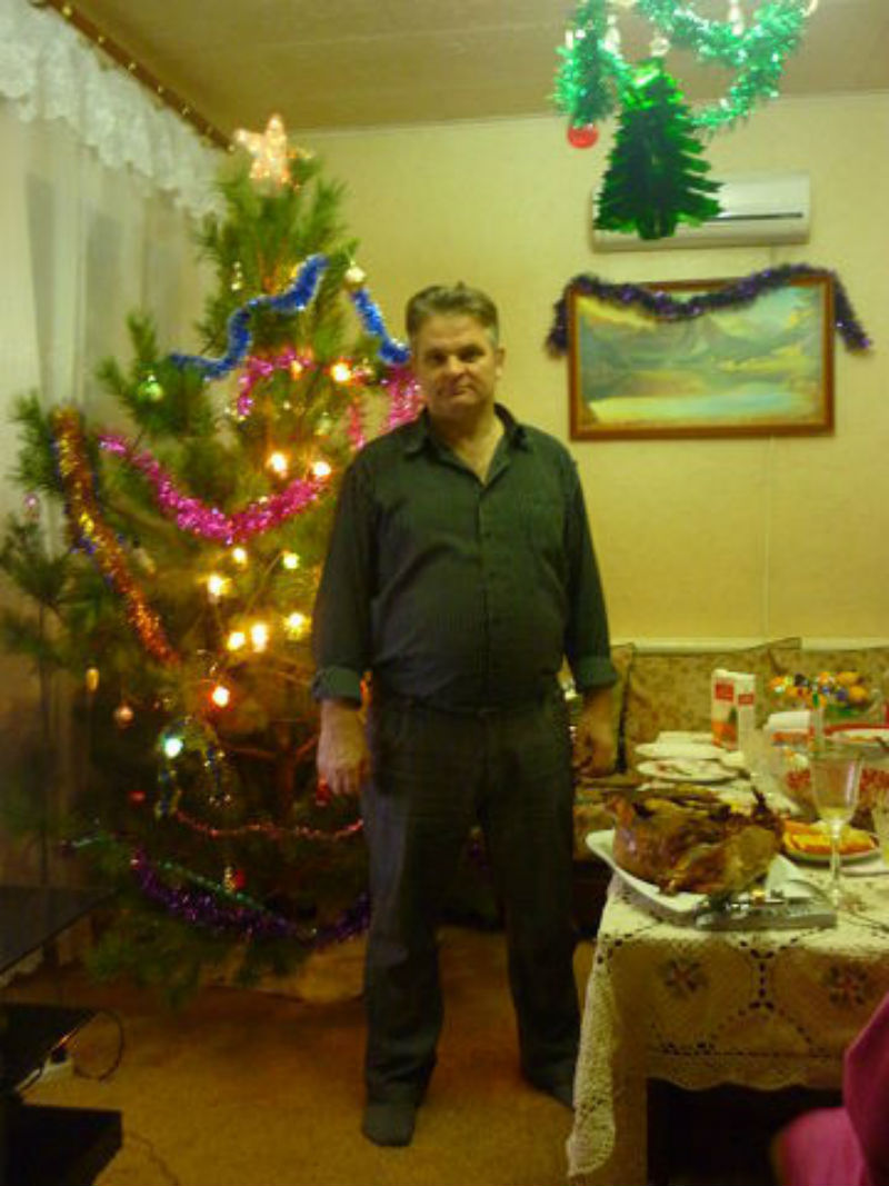 "Александр Сычев, председатель СПК ""Луч"""