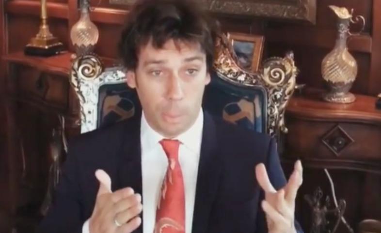 Максим Галкин помог  самовыдвиженке Собчак сформировать правительство