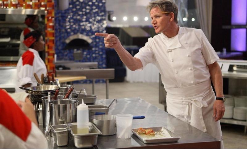 Известный шеф-повар выдал