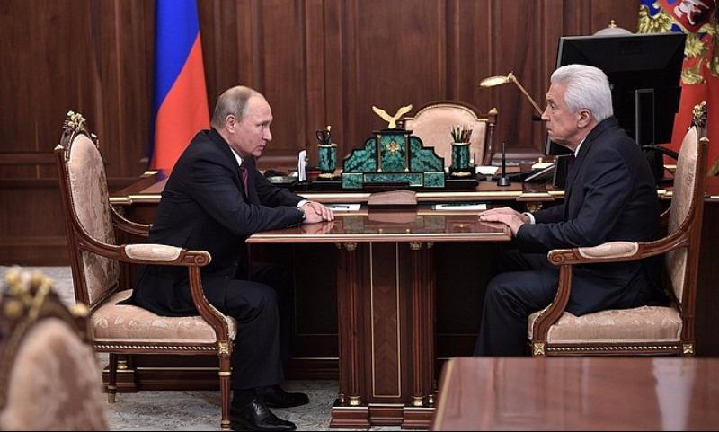 Путин нашел Дагестану