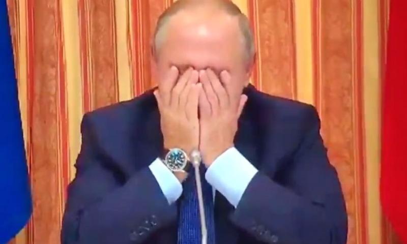 Путин сделал