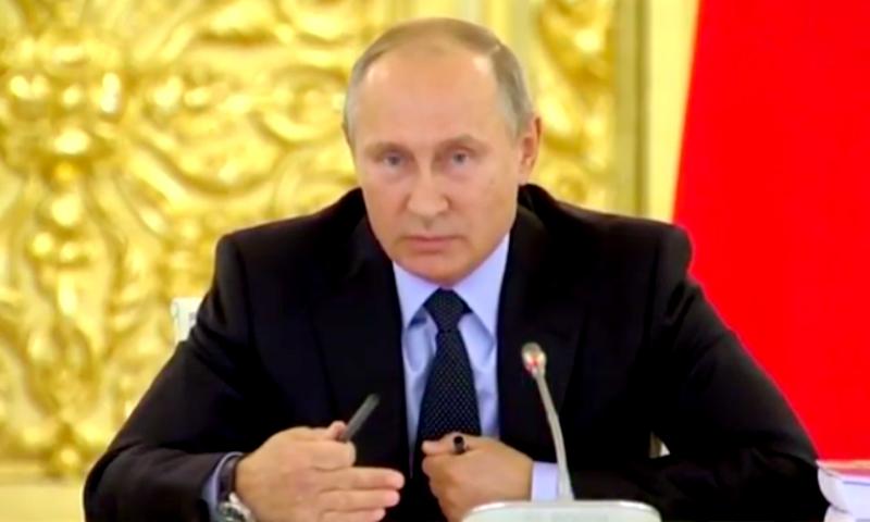 Путин дал характеристику напавшему с ножом на журналистку Фельгенгауэр