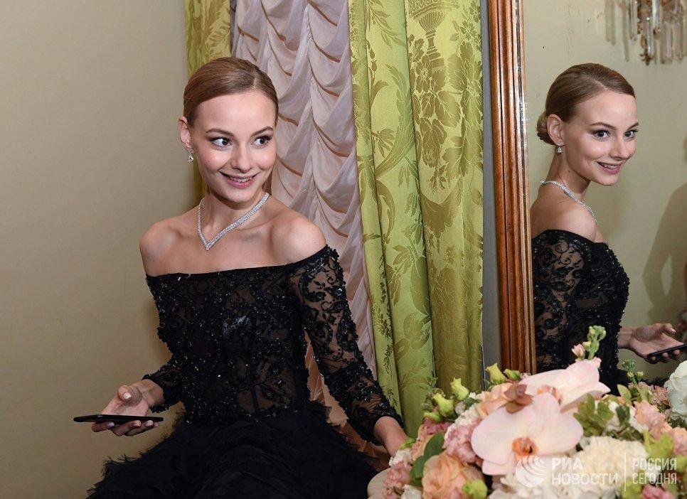 Софья - внучка Евгения Евстигнеева
