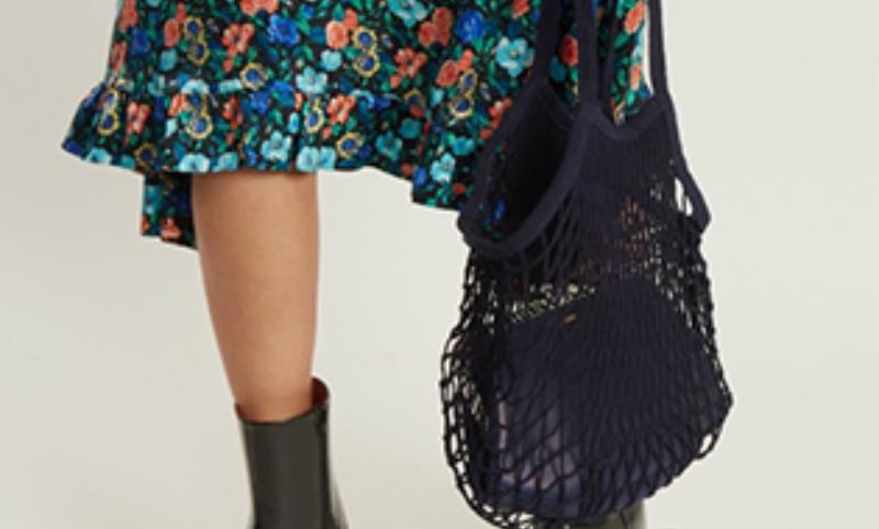 Популярный французский бренд создал люксовую авоську для модниц