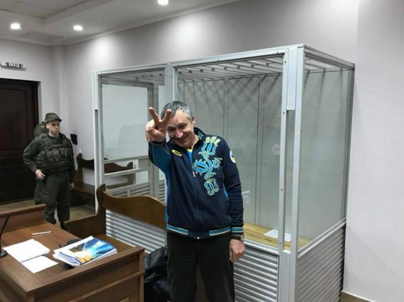 Тесть Марьянова Владимир Бик