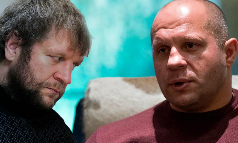Александр Емельяненко пригрозил раскрыть страшные тайны о прошлом брата