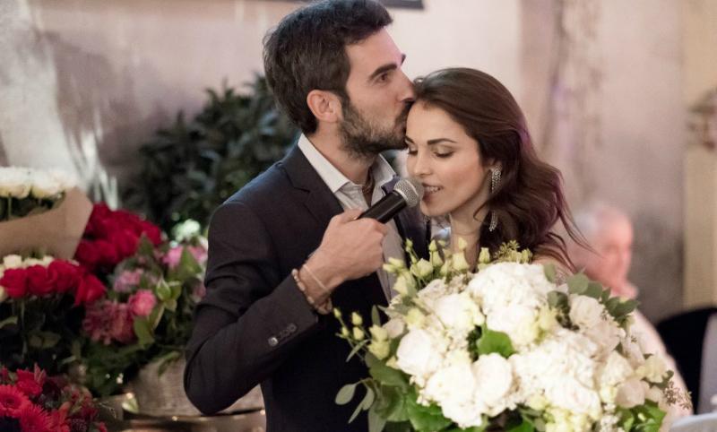Сати Казанова вышла замуж за итальянца в Москве