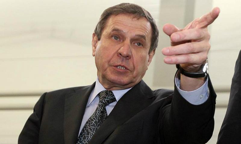 Губернатор Новосибирской области ушел в отставку