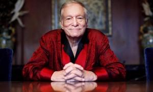 Память Хью Хефнера увековечили на уникальной обложке Playboy