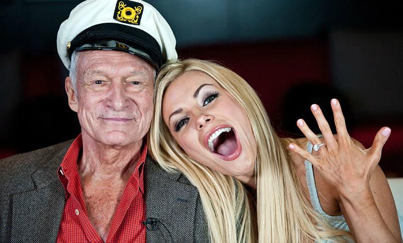 Стало известно, от чего умер основатель Playboy Хью Хефнер