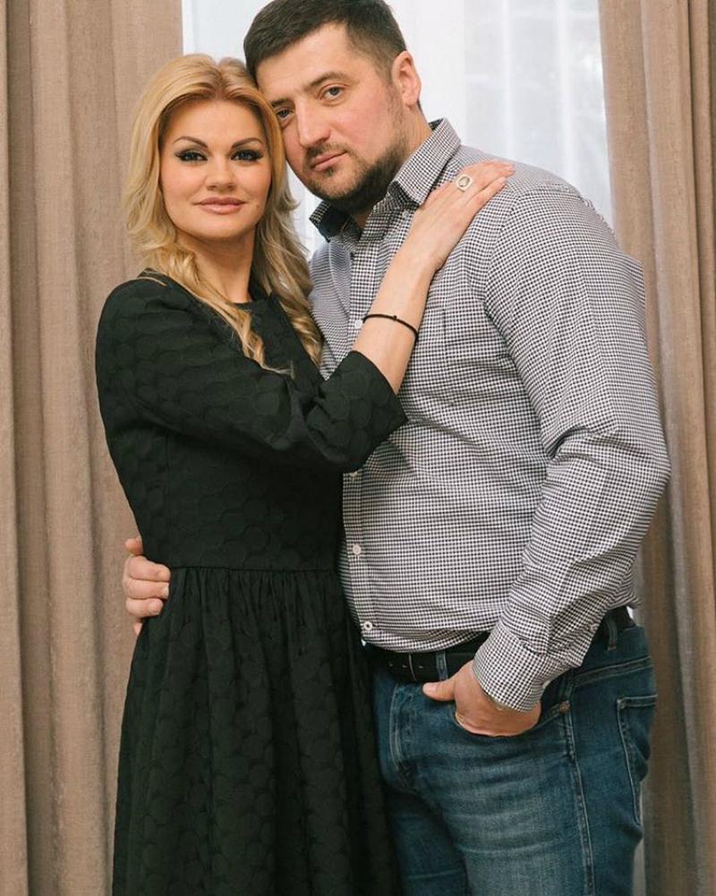 С нынешний мужем