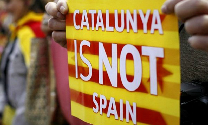 Каталония проголосовала за независимость от Испании