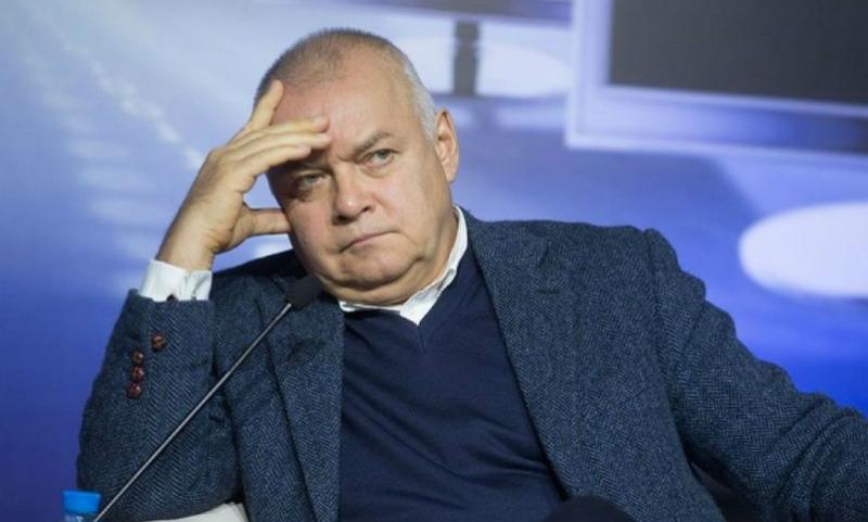 Киселев послал Венедиктова к психиатру