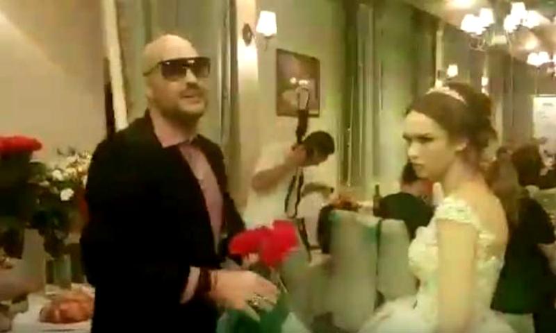 Видео драки на свадьбе Дианы Шурыгиной опубликовано в Сети