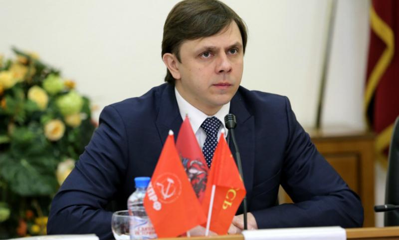 Путин назначил врио главы Орловской области лидера московских коммунистов