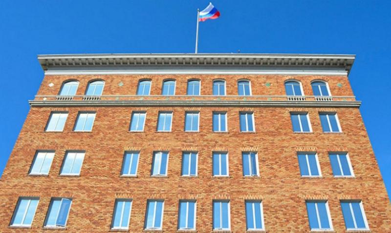 Госдеп согласился вернуть национальные флаги на российские дипучреждения в США
