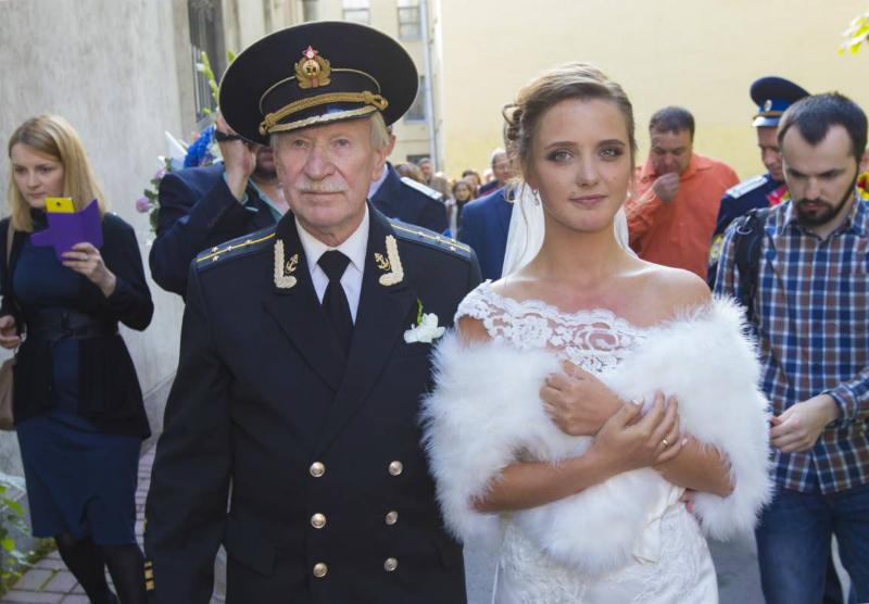 Иван Краско с четвертой женой