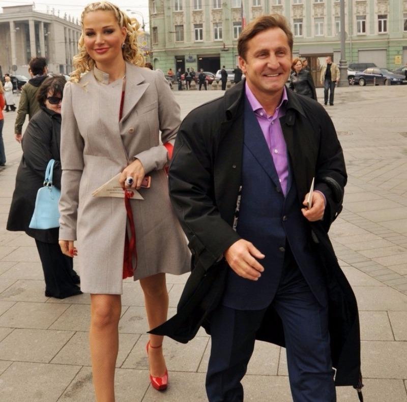 Мария Максакова и Владимир Тюрин.