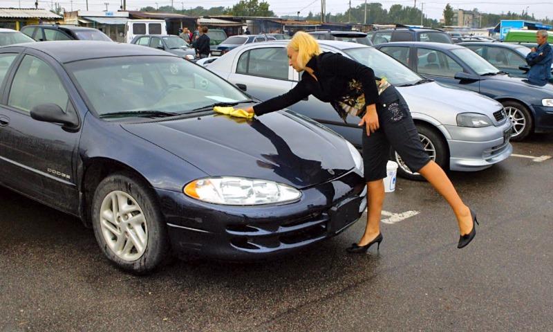 В России падение цен на подержанные автомобили вызвало рост продаж