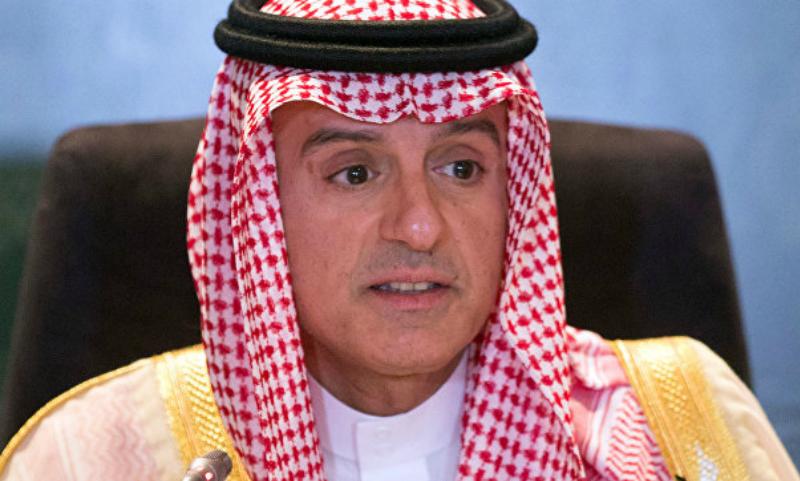 Глава МИД Саудовской Аравии уверен в скором снятии санкций с России