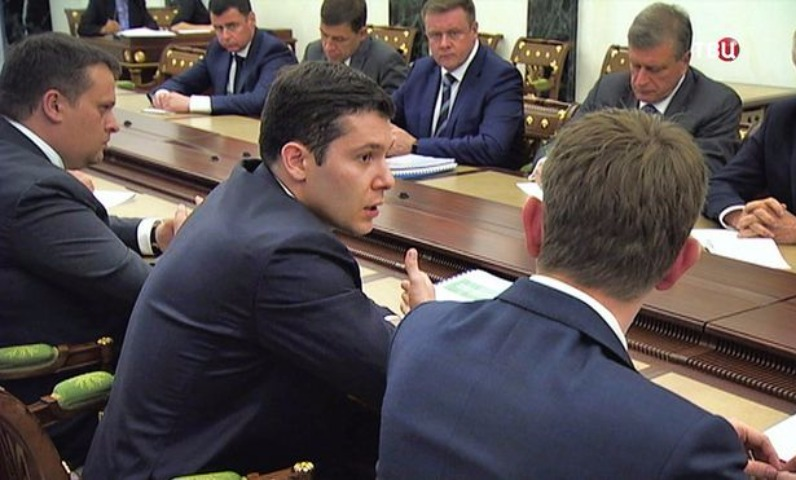 Бывали и помоложе: российские губернаторы