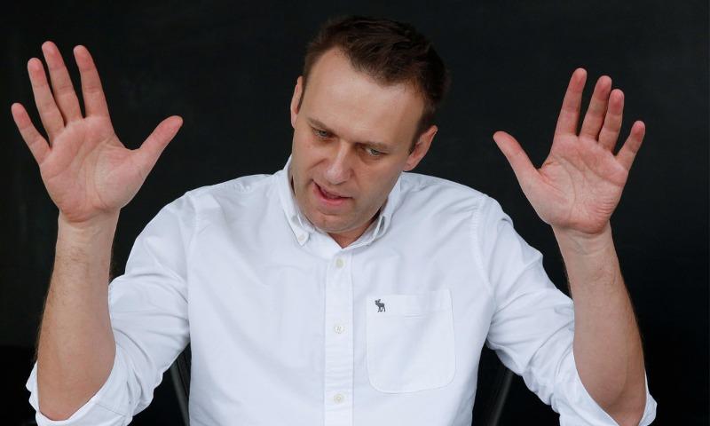 В отношении Навального могут возбудить уголовное дело