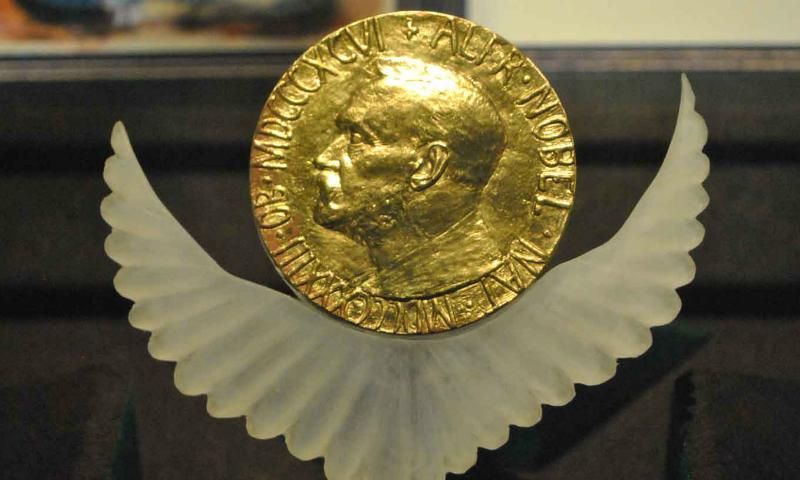 Норвежский ученый во время визита в Крым узнал о получении Нобелевской премии