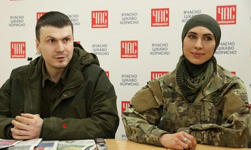 Чеченский боевик Осмаев рассказал подробности гибели жены под Киевом